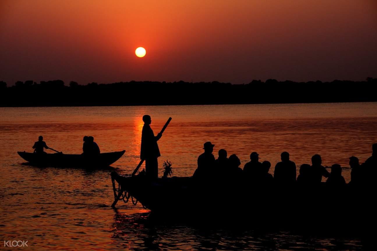 瓦拉納西恒河遊覽之旅