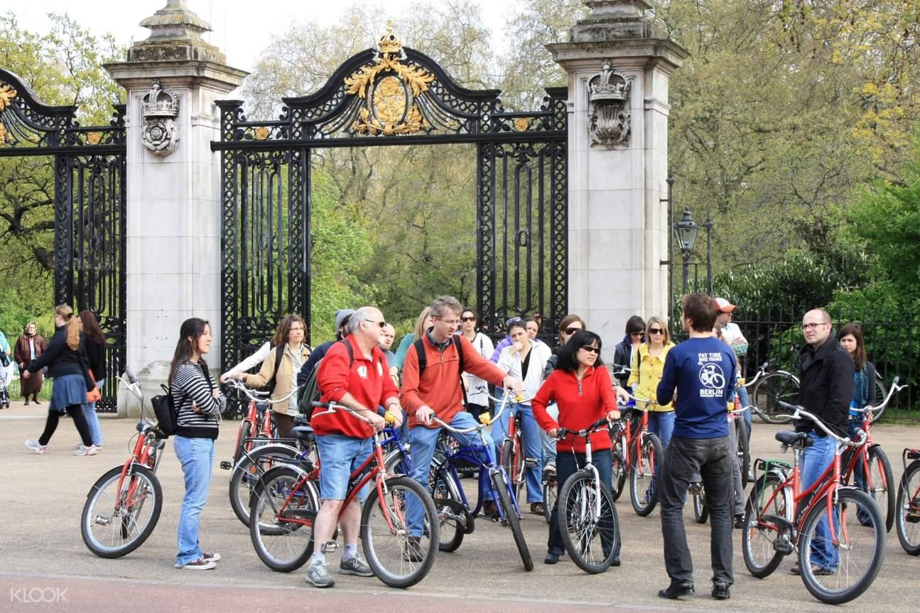 bike tour london city