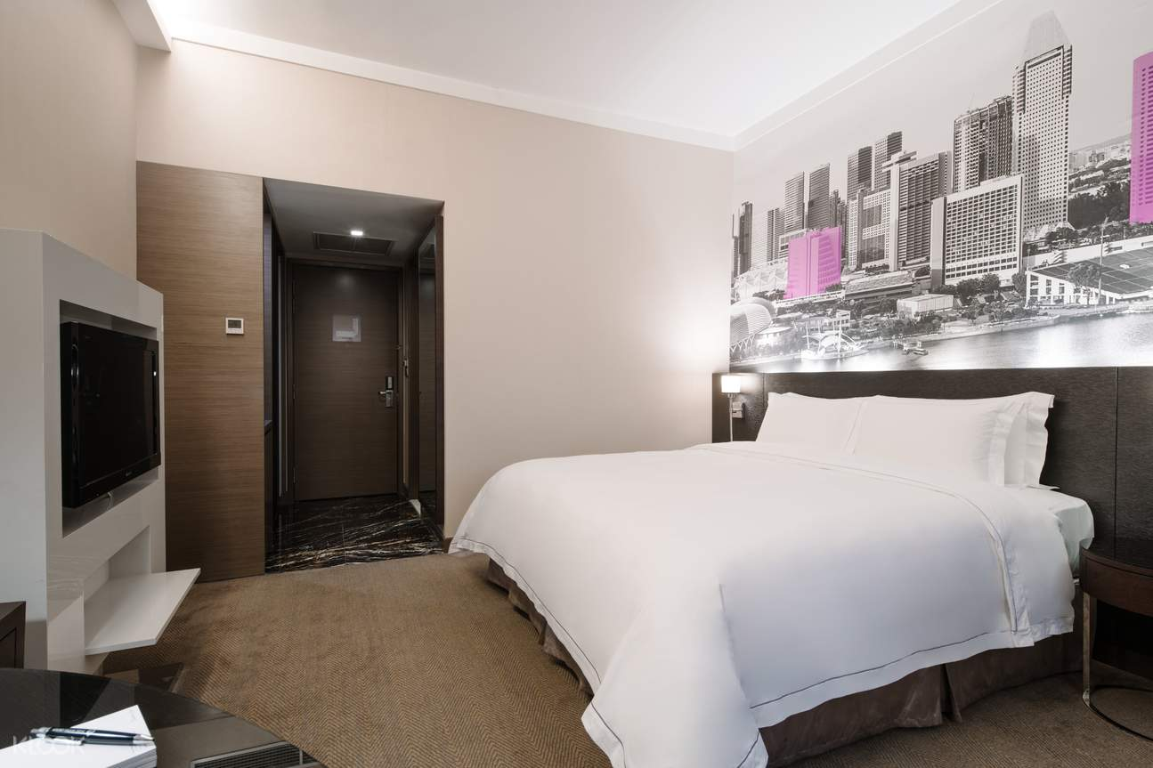 Grand Park Orchard - Club Deluxe Room