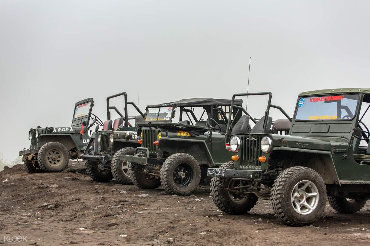 Merapi Kaliadem jeep tour