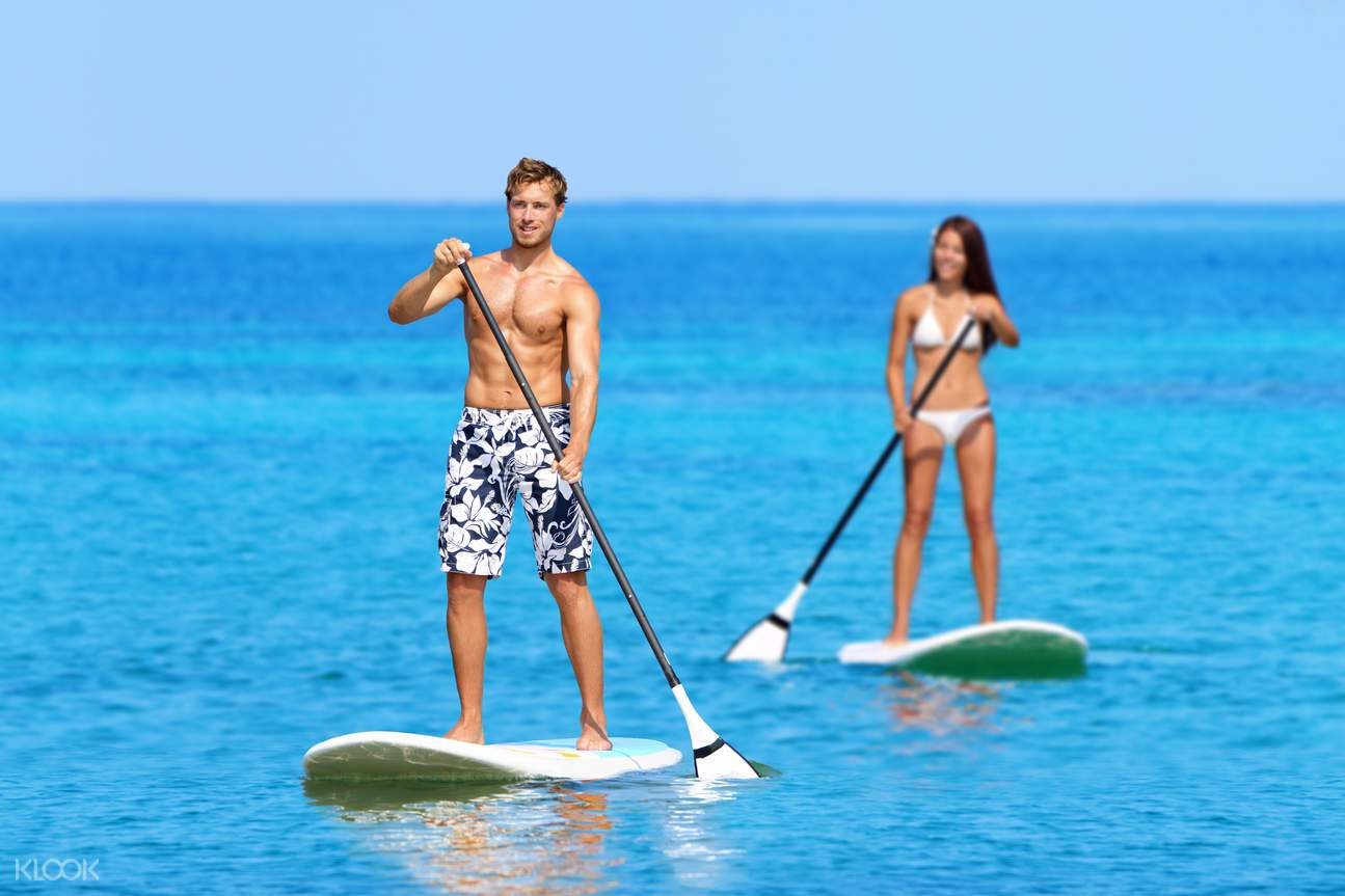 Goa stand up paddle