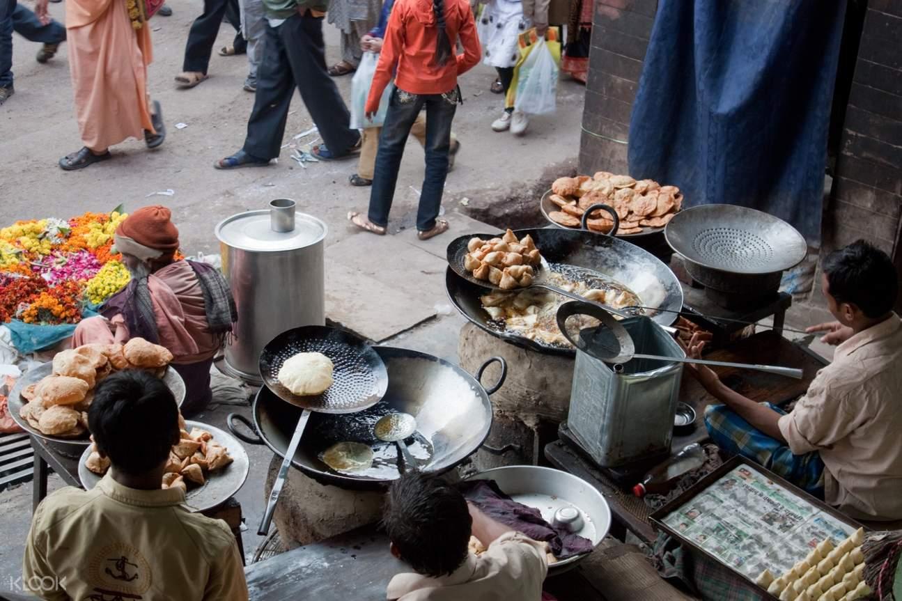 瓦拉纳西街头美食发现之旅