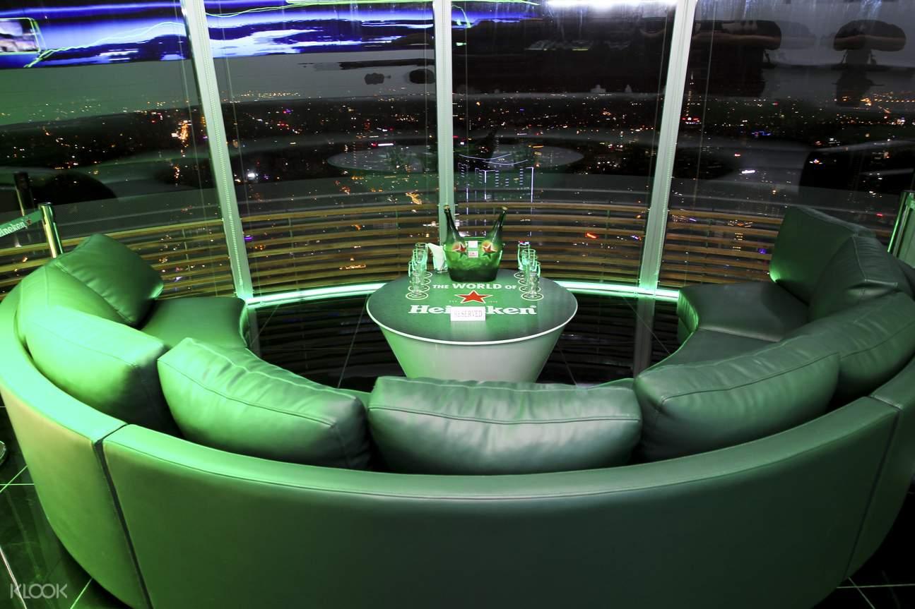 World of Heineken Saigon Skydeck