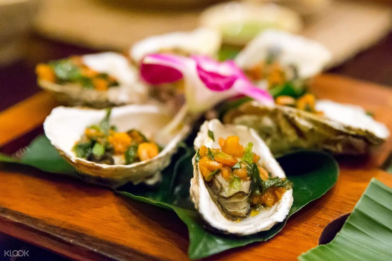 Nha Trang seafood