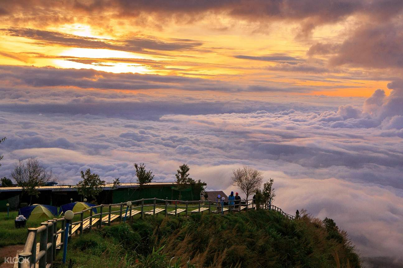 Phu Thap Boek山