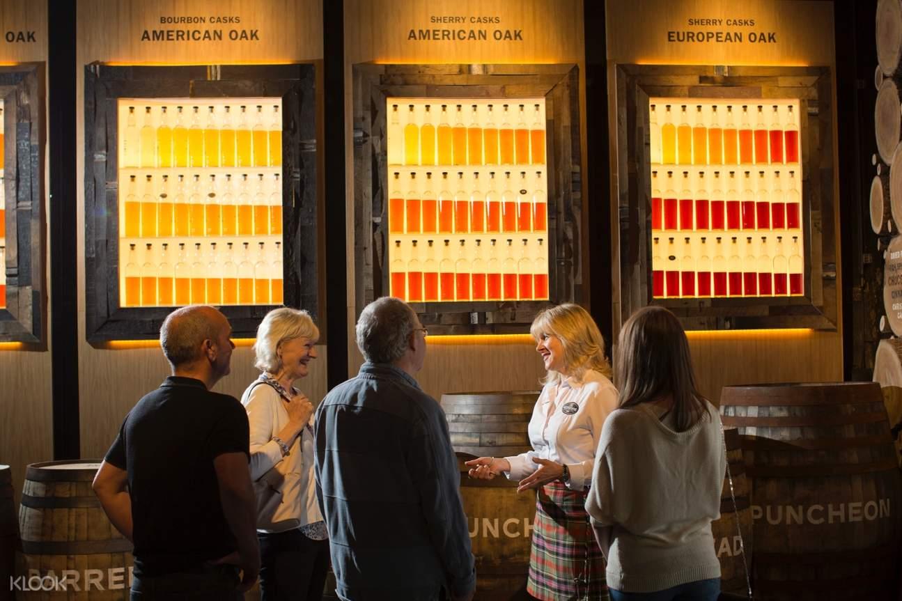 lengoyne Whiskey Distillery