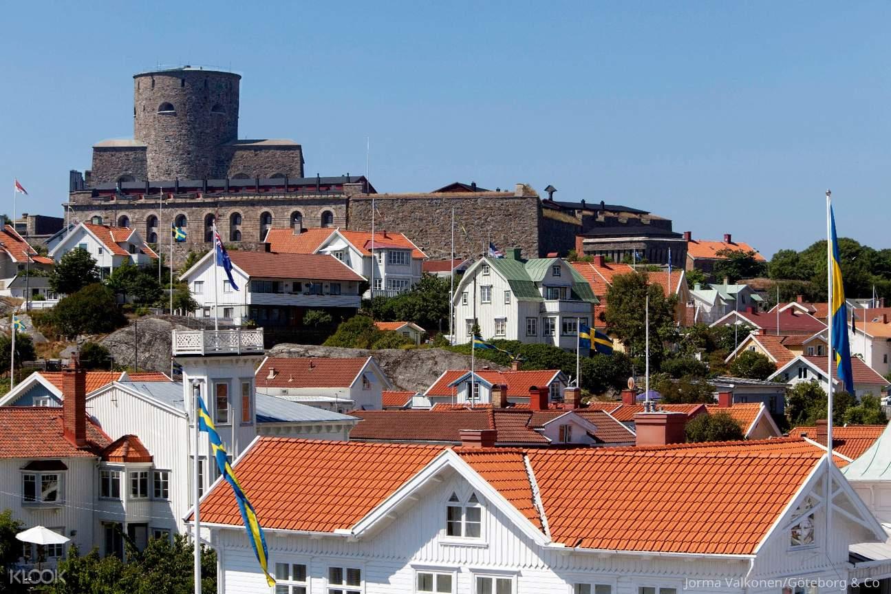 馬斯特蘭島觀光,瑞典遊船觀光,哥德堡觀光,哥德堡遊船觀光,瑞典島嶼觀光,哥德堡周邊遊