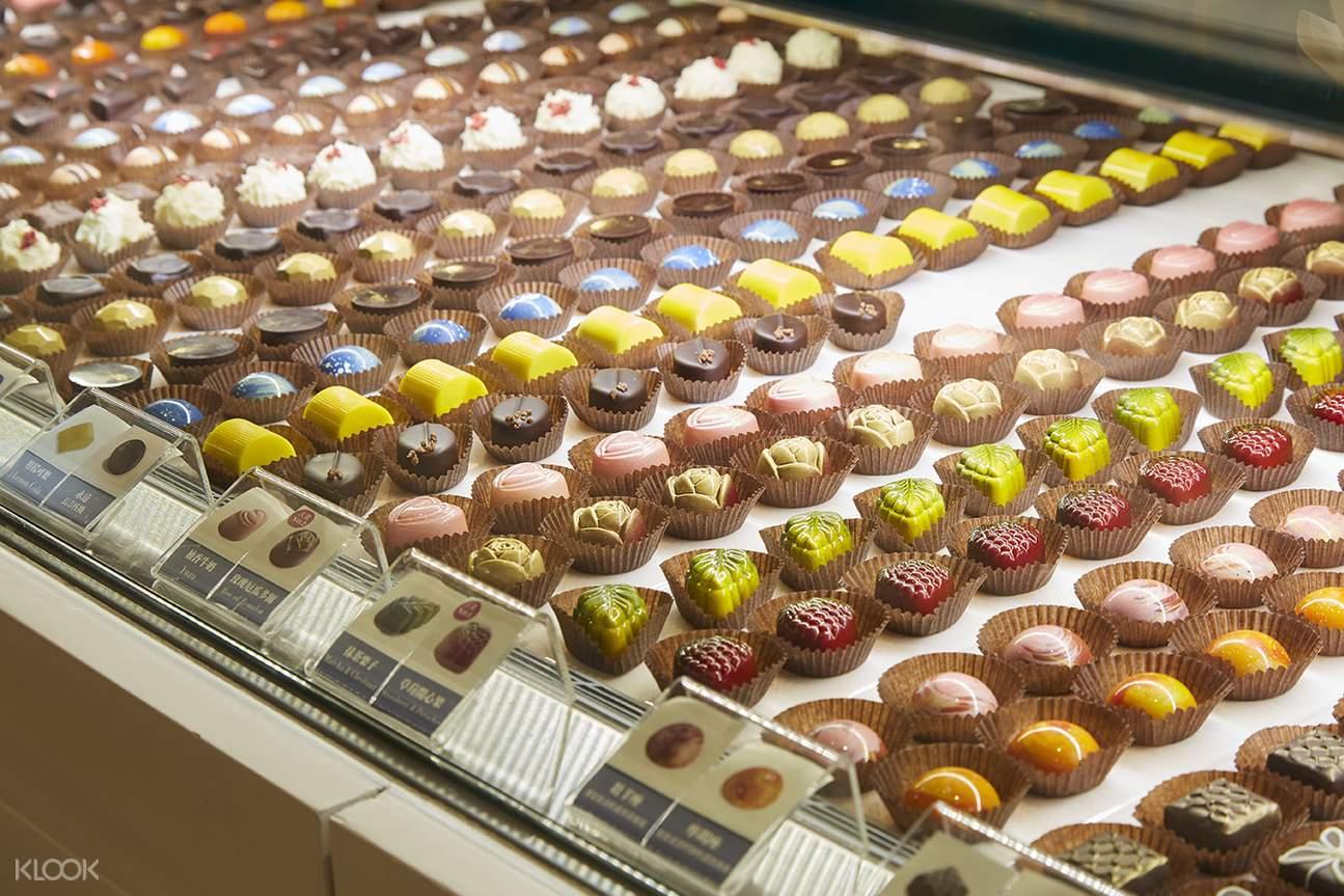 巧克力多媒體展演