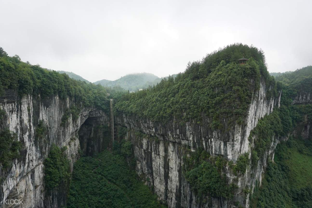 shuttle bus service to wulong scenic area