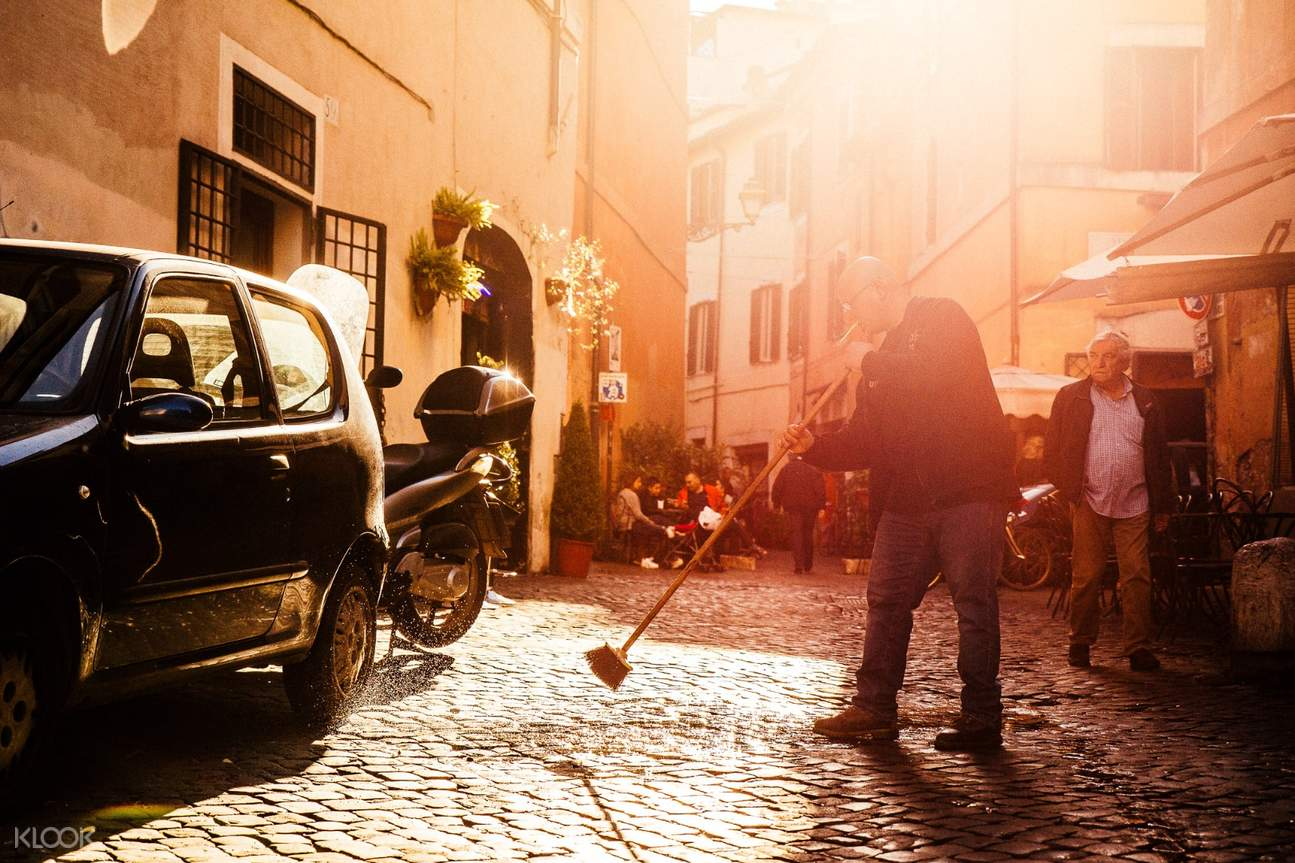羅馬私人當地導遊
