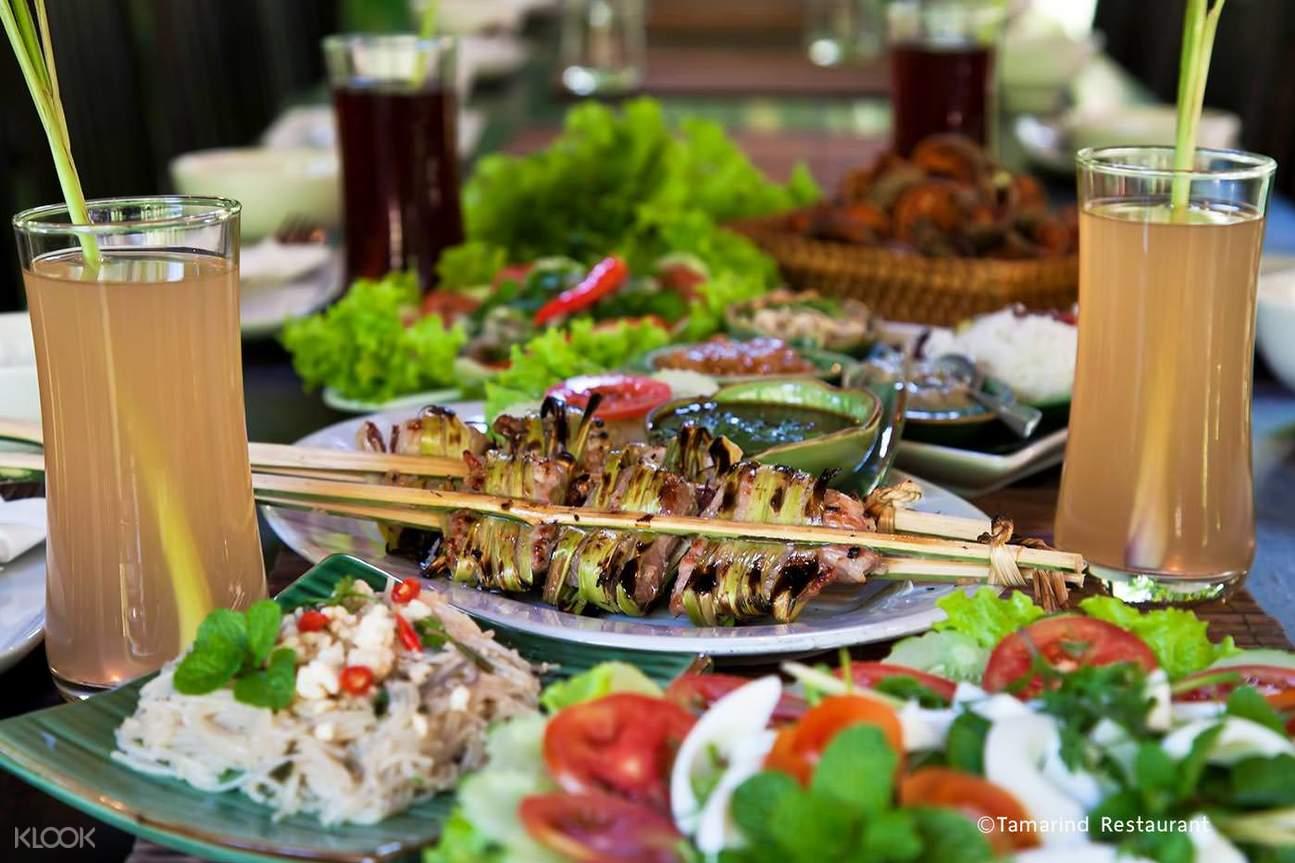 老撾傳統菜式烹飪班