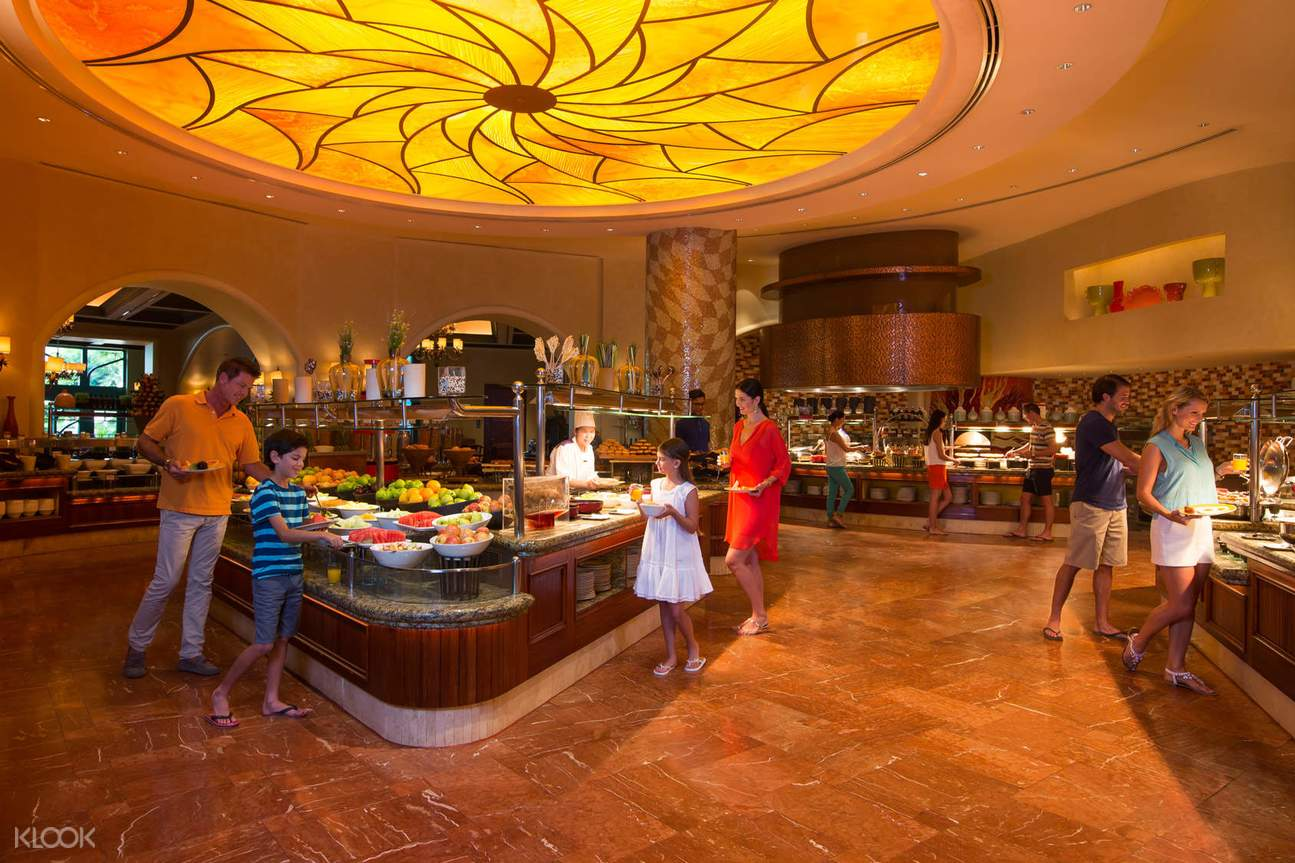 Kaleidoscope Buffet Restaurant in Atlantis the Palm