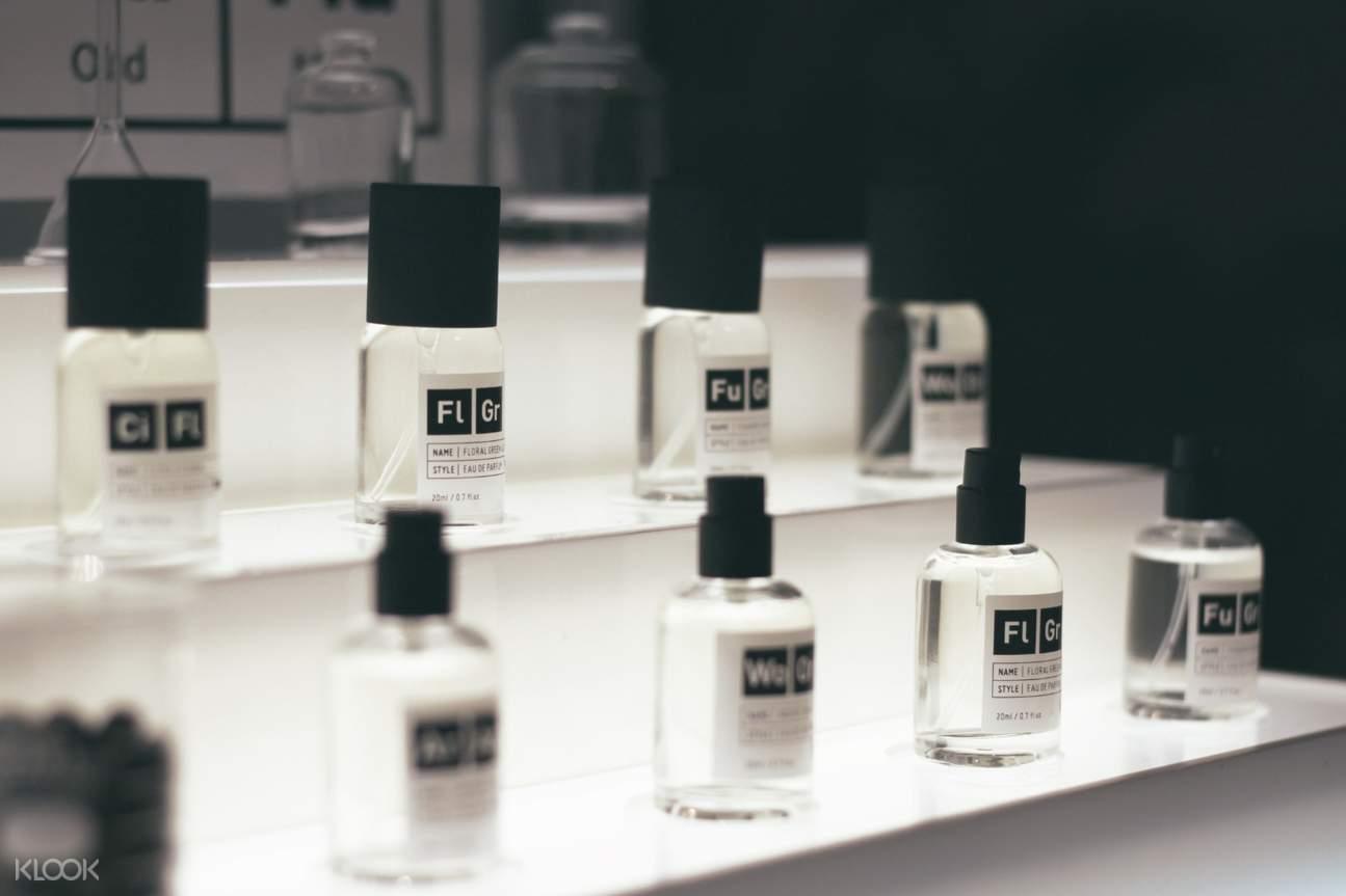 Perfume Workshop in Singapore