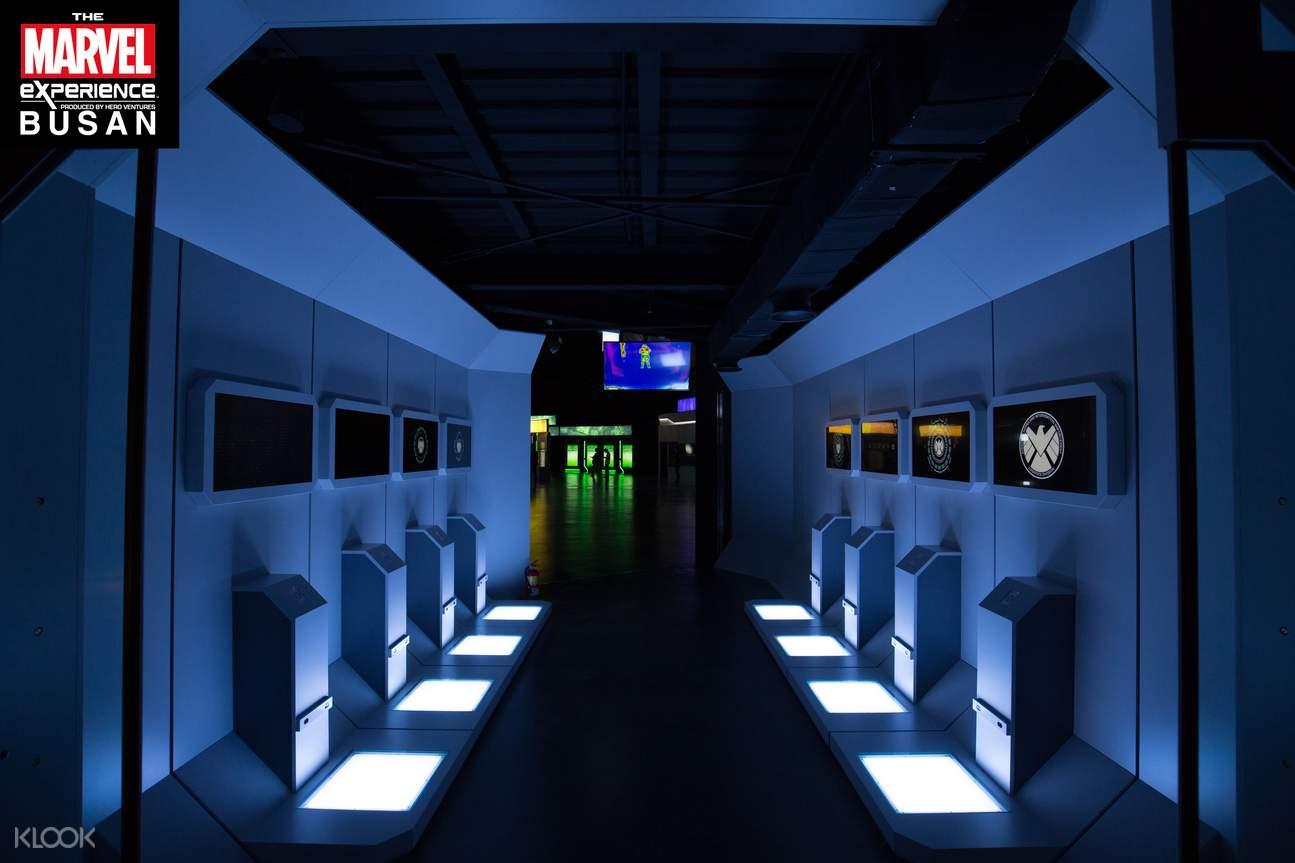 釜山漫威虛擬體驗館