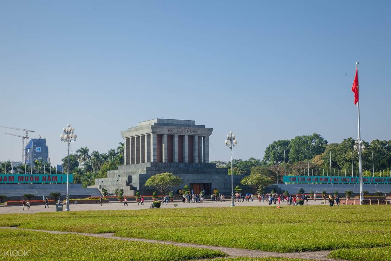 越南 河内 胡志明纪念堂