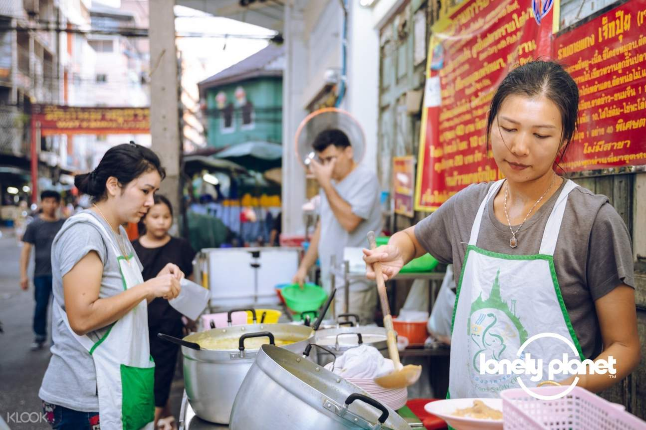 Lonely planet - Bangkok Chinatown Sights and Bites Tour