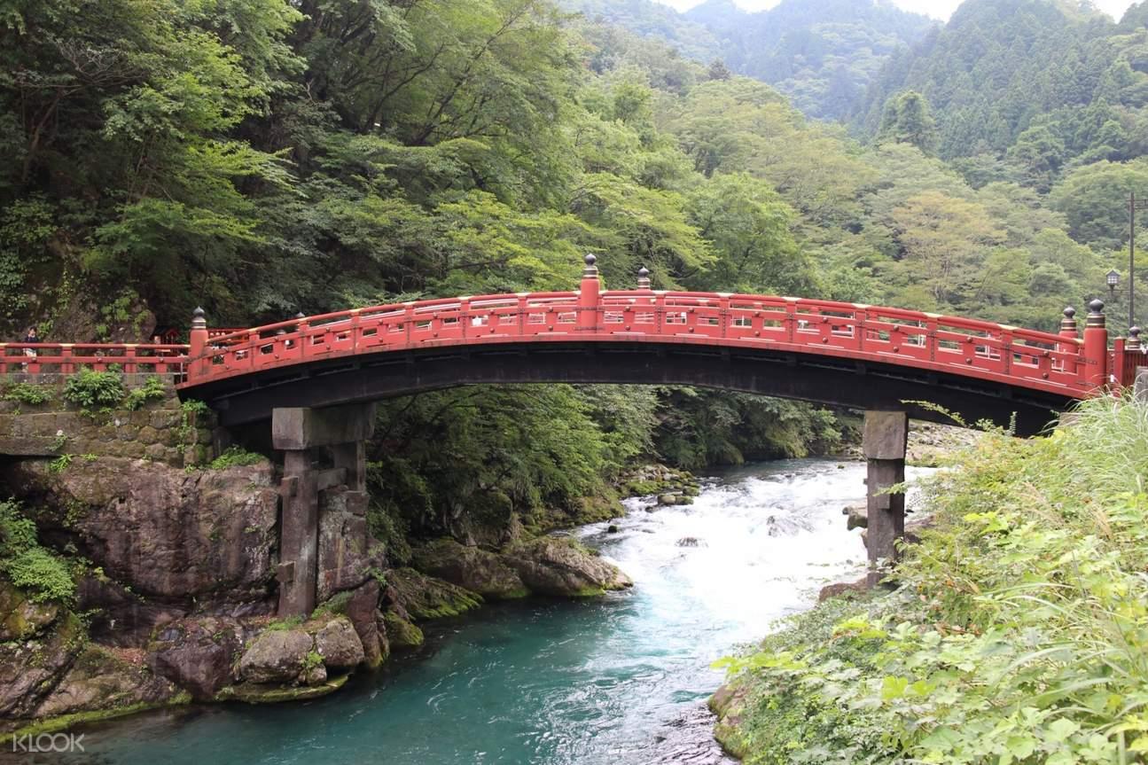 日光一日遊,東京一日遊,華嚴瀑布,中禪寺湖