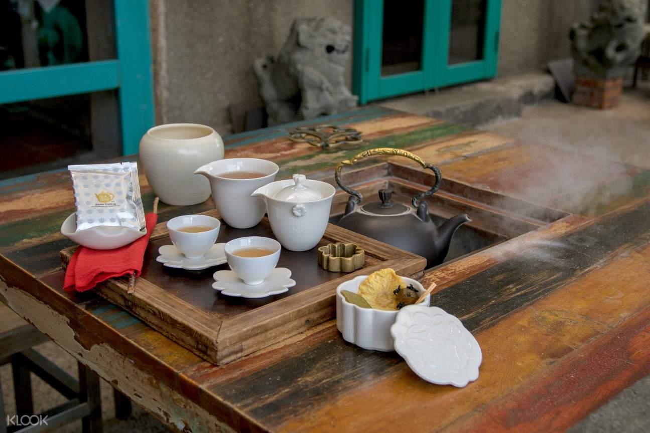九份茶坊 - 九份茶旅经典茶券