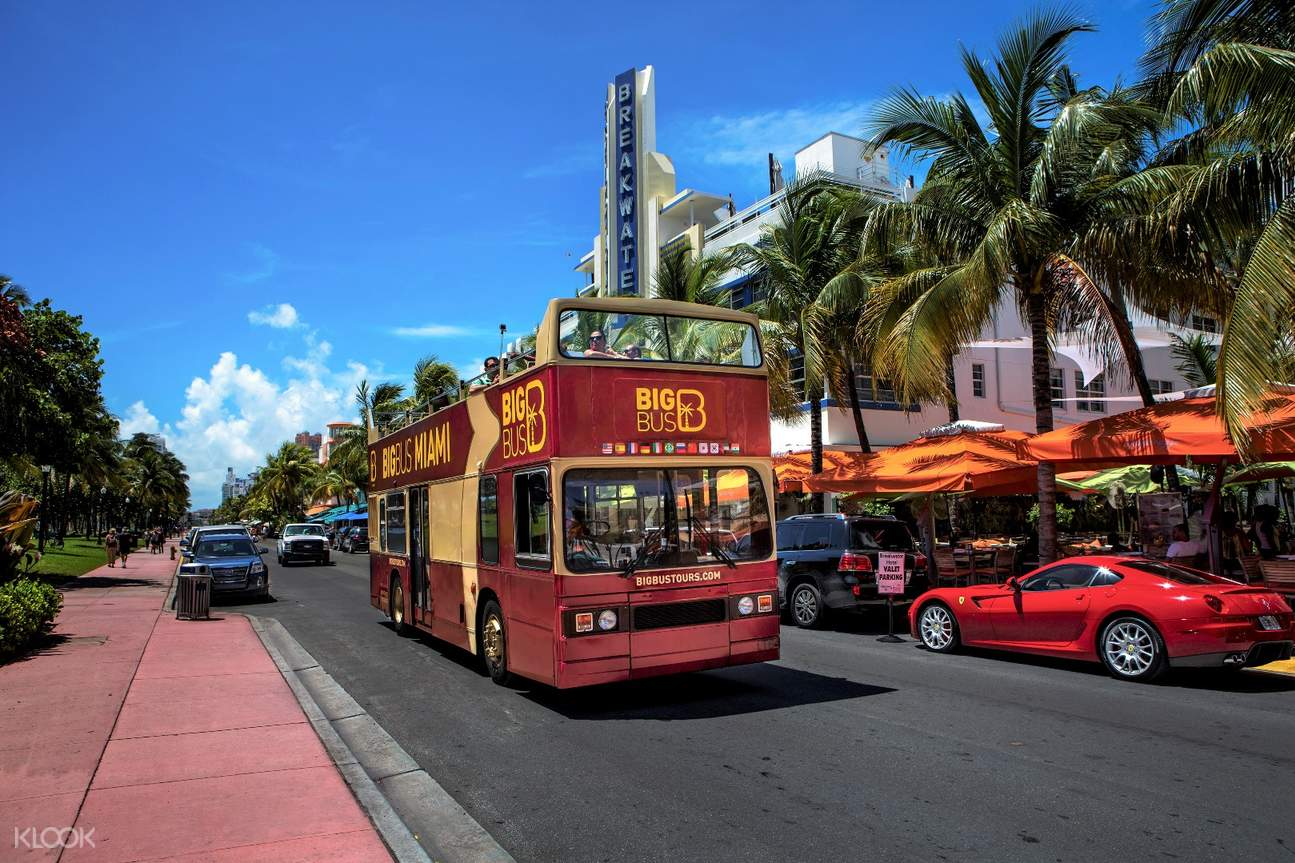 miami hoho sightseeing tour