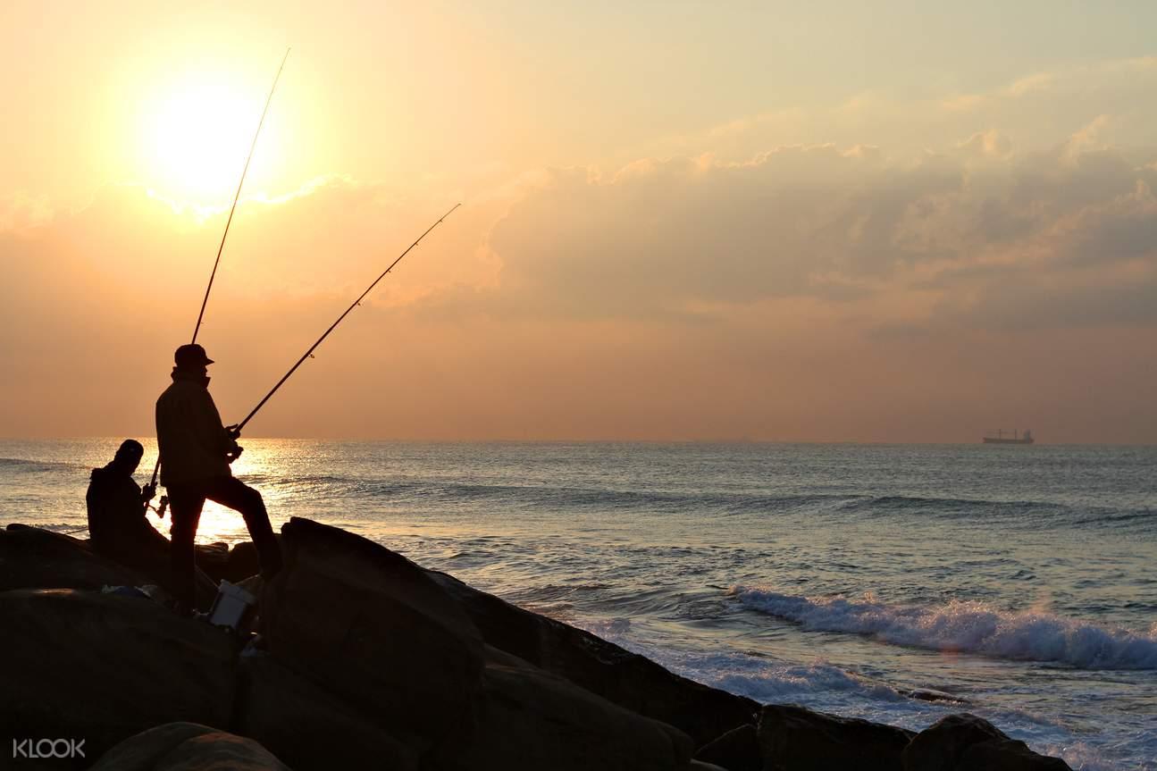 fishing experience kinmen