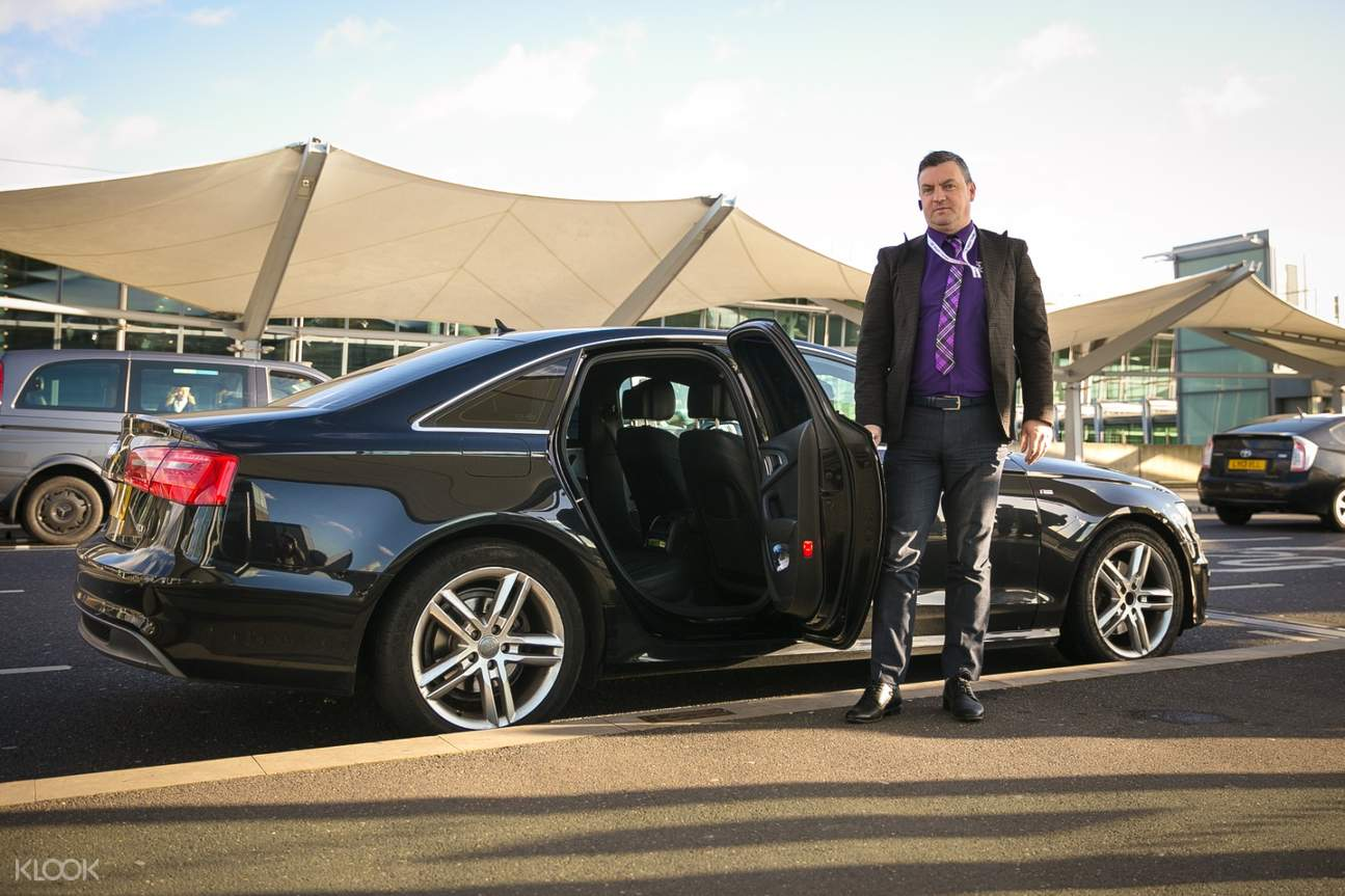 private airport transfer london