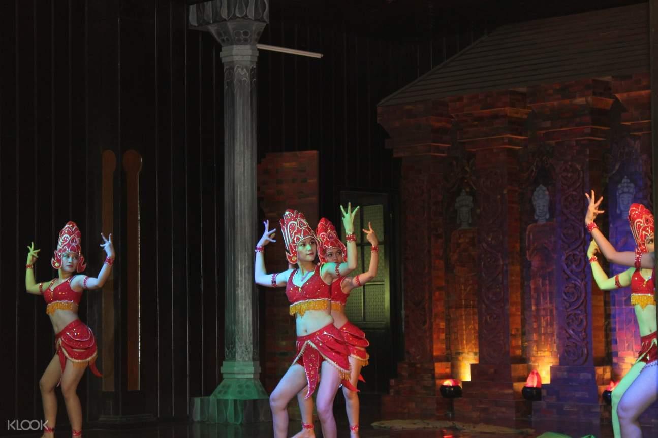 Apsara Dance My Son Sanctuary