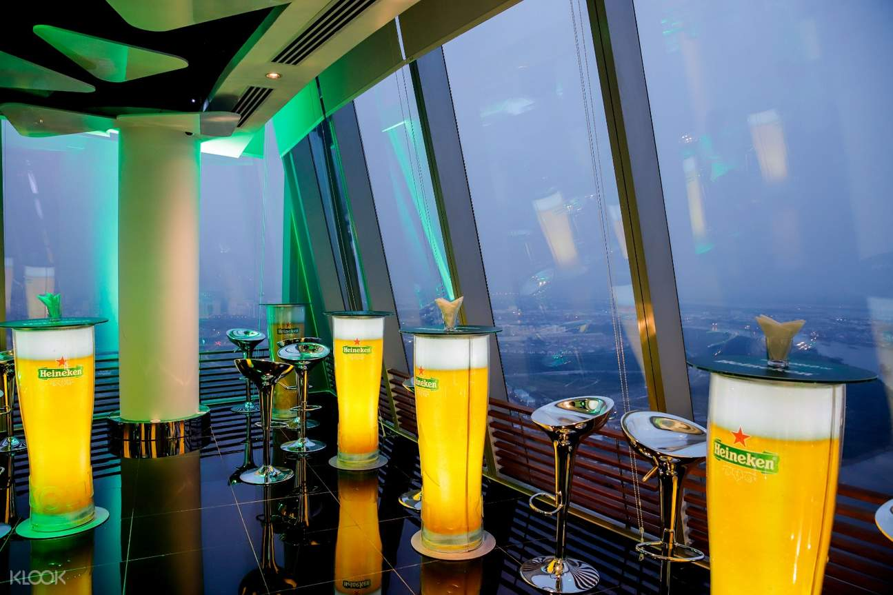 World of Heineken Saigon Skydeck