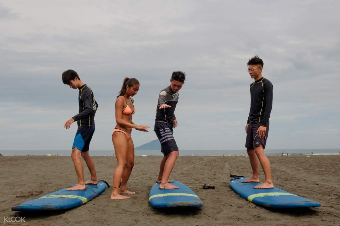 烏石港衝浪體驗