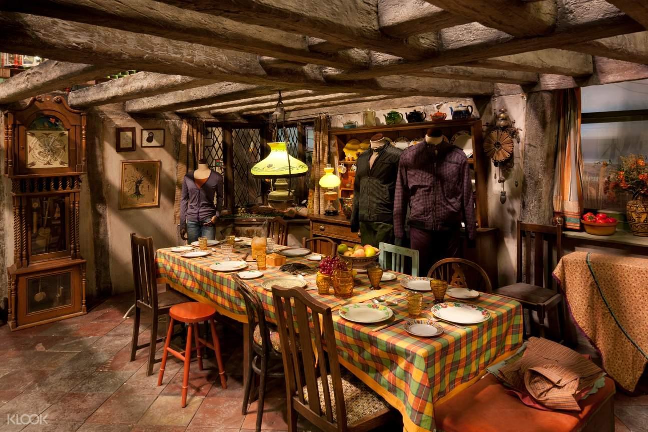 weasley kitchen