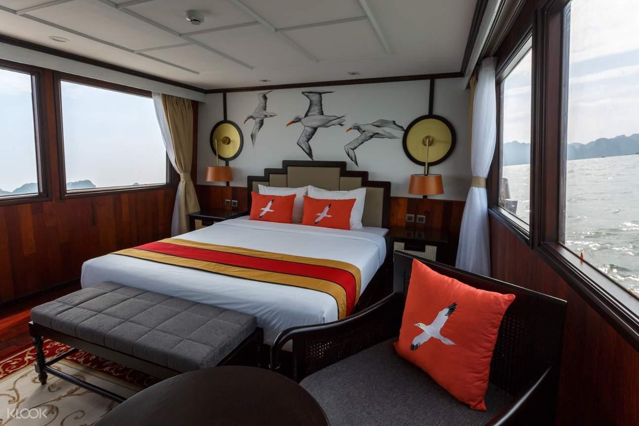 pemium cabin accommodation