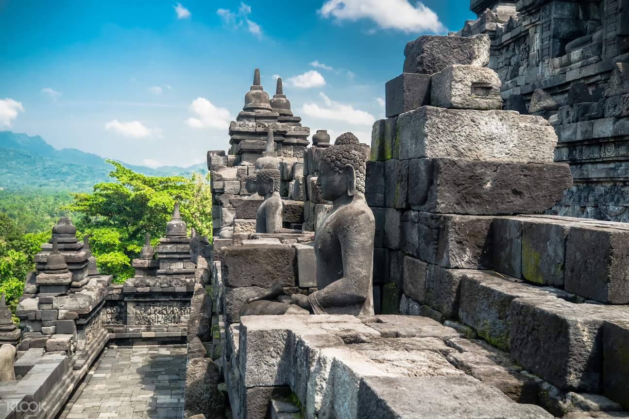 borobudur and prambanan temple trip klook