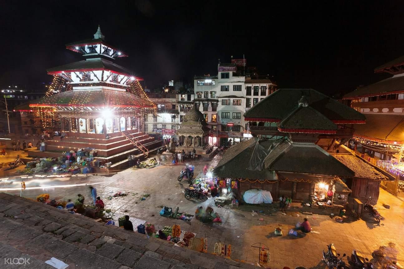 kathmandu evening