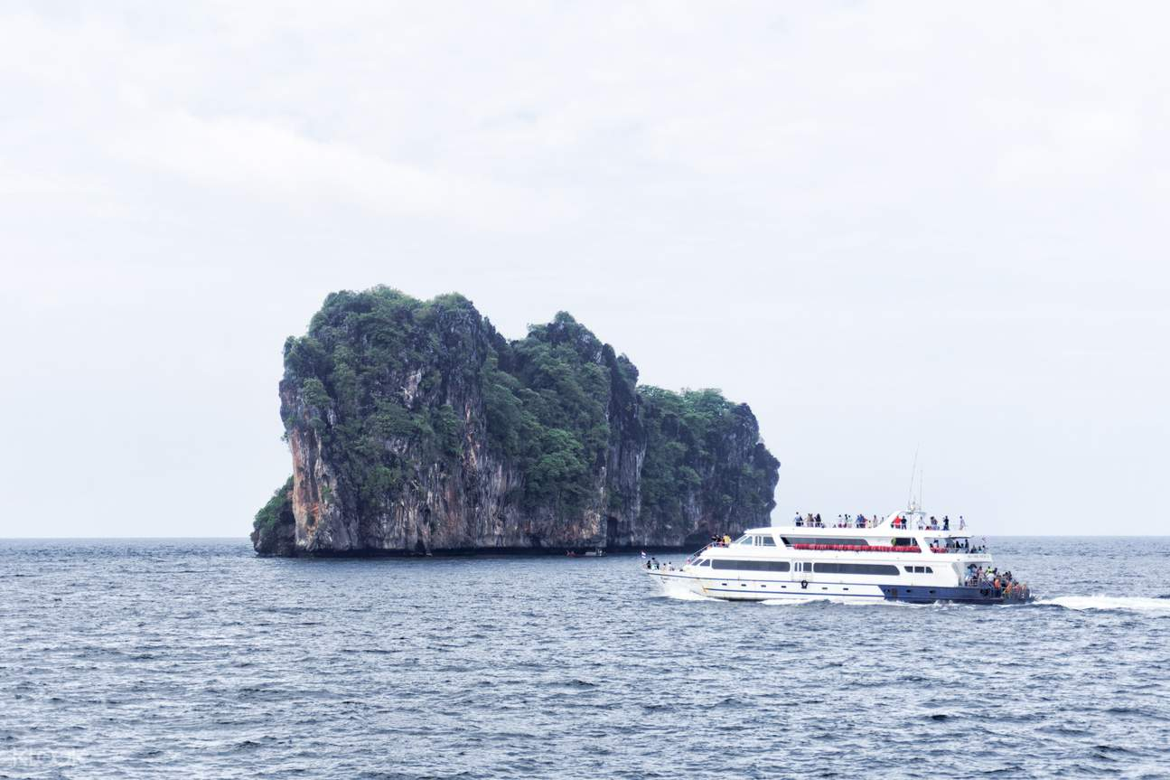 phi phi to phuket cruise one way ticket
