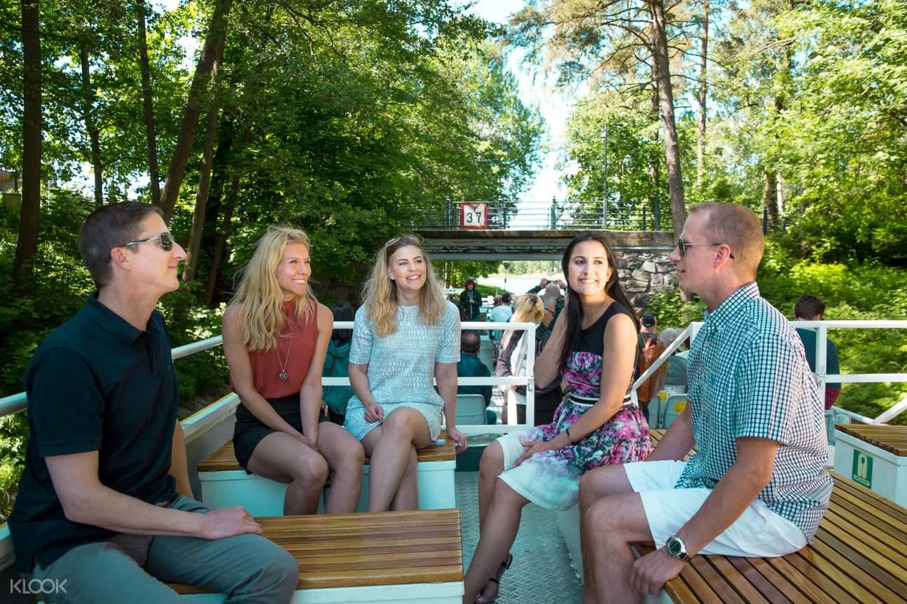 helsinki boat tour