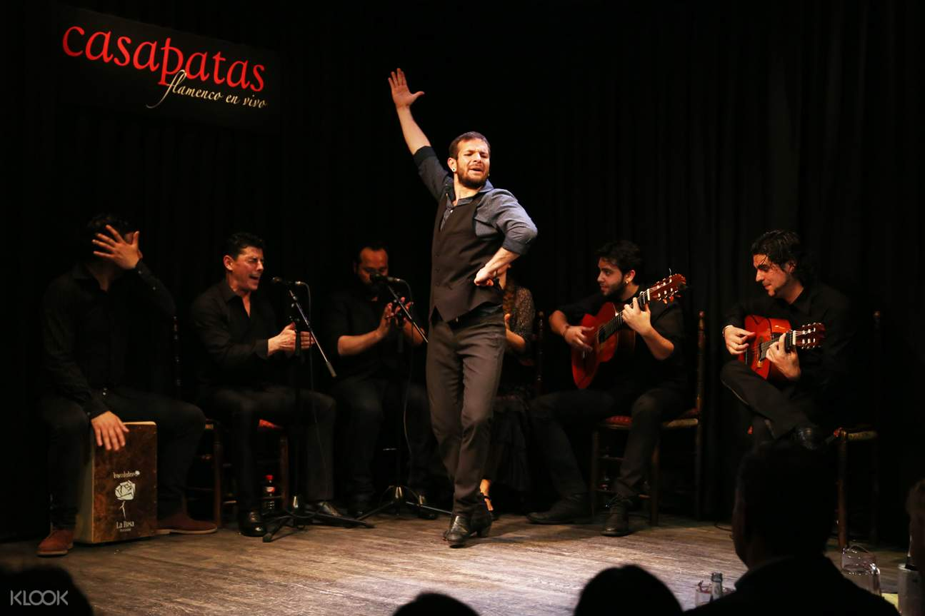 casa patas flamenco ticket