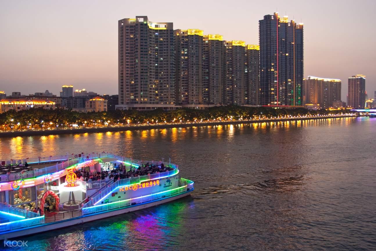 广州珠江夜游