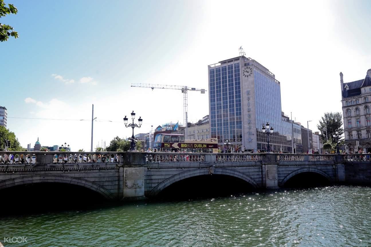 big bus tours dublin ireland