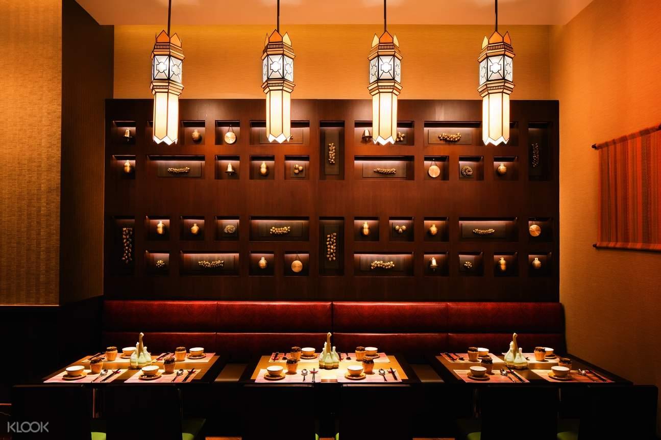 dining area spice road studio city macau