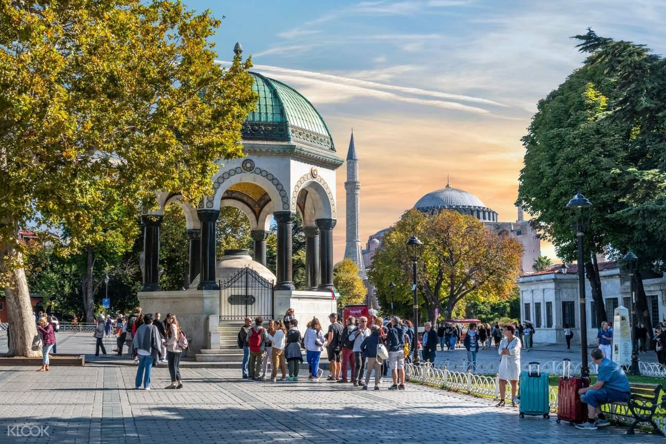 Blue Mosque day tour turkey
