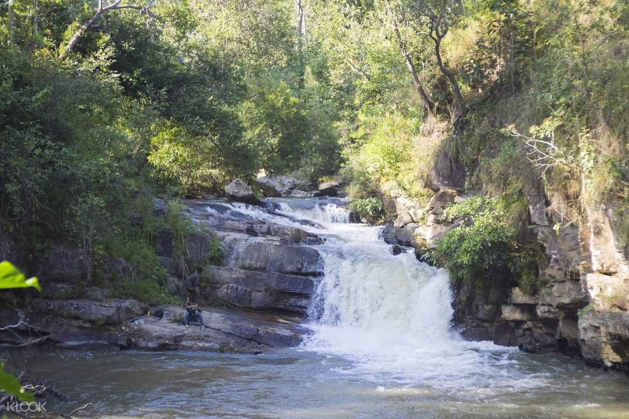 泰國清邁湄沙谷瀑布