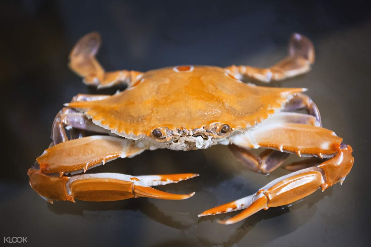 印度果阿邦捕蟹體驗燒烤晚餐