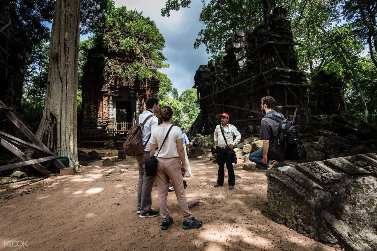 柬埔寨崩密列 & 贡开一日游