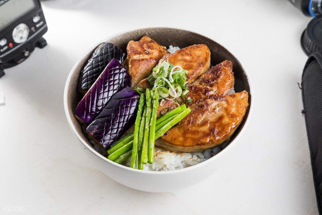 香港铜锣湾スーパー丼Superdon日式丼饭专门店