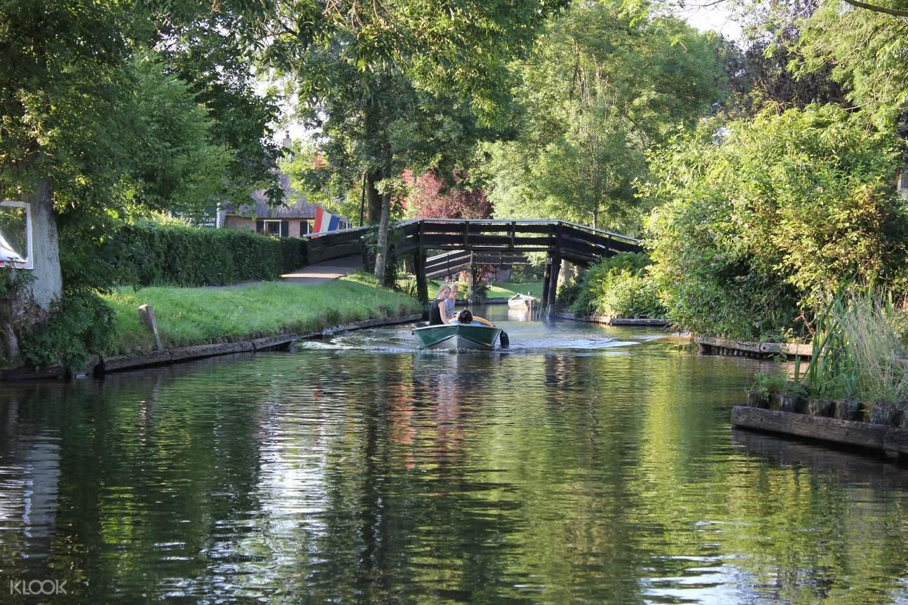 羊角村一日游,布尔坦赫城一日游,阿夫鲁戴克大坝,荷兰北部一日游,羊角村,布尔坦赫城