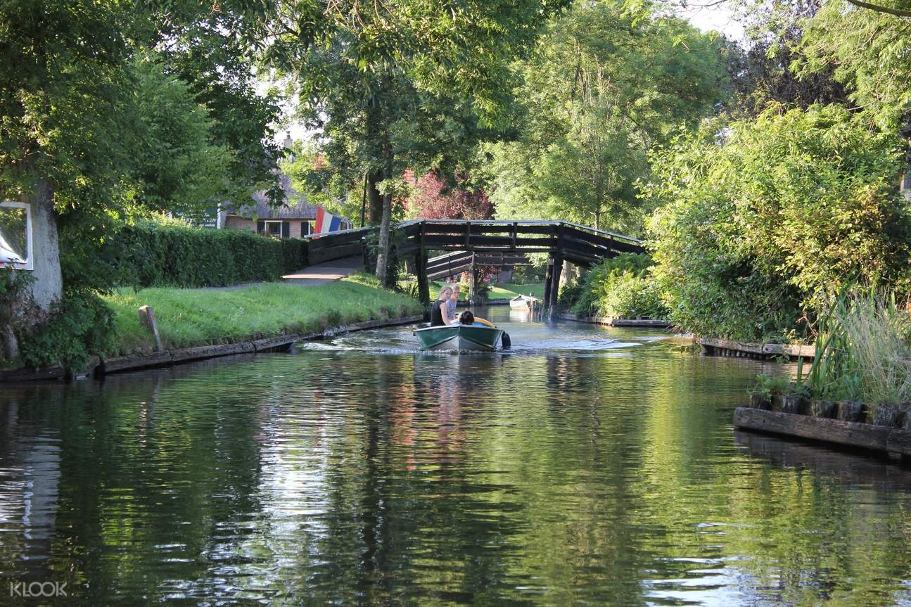 Day Tour to Giethoorn