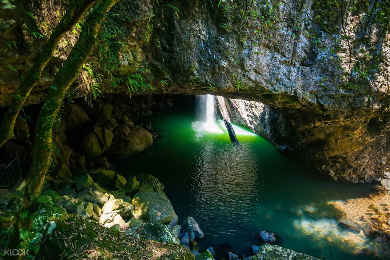 春溪国家公园自然桥