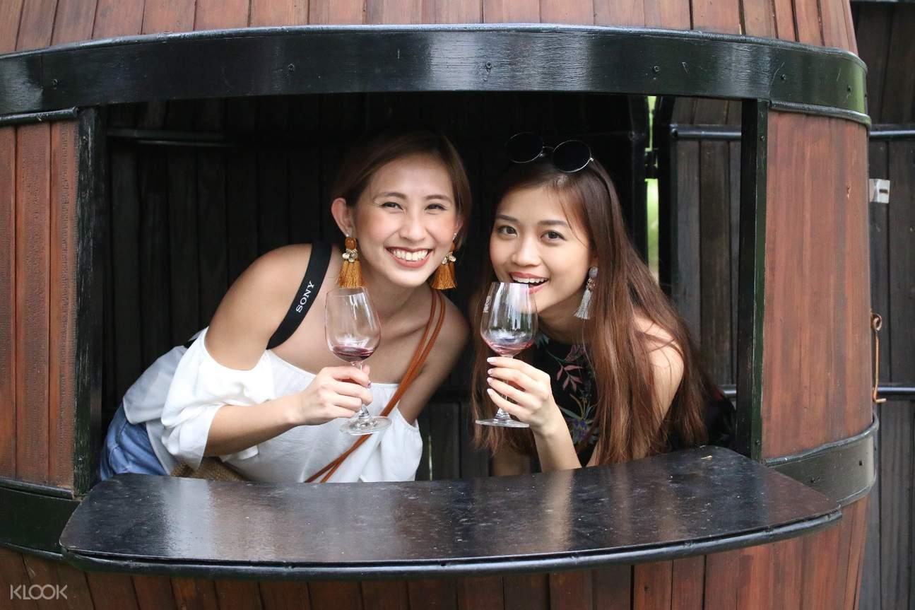 PB Valley葡萄酒庄园