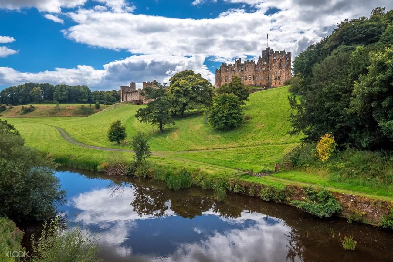安尼克城堡與蘇格蘭邊區一日遊