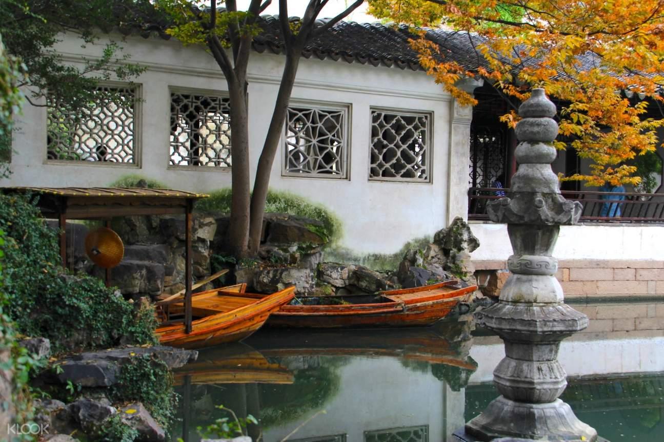 lingering garden tickets suzhou