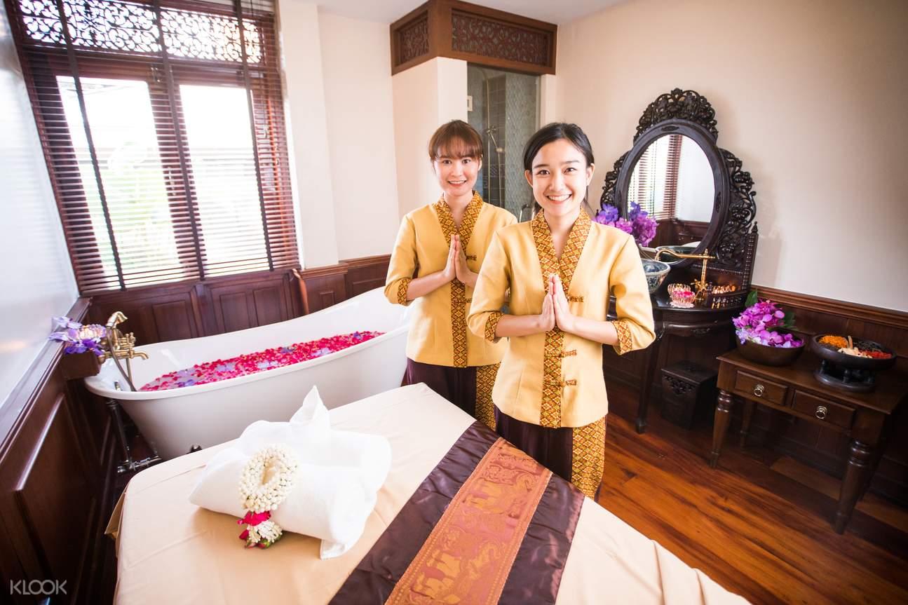 泰國清邁麥卡哈健康水療中心